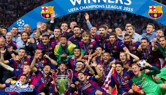 câu lạc bộ barcelona