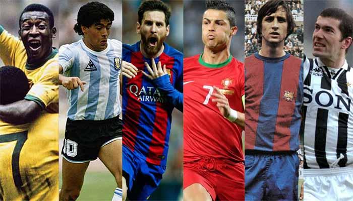 giải thưởng bóng đá ngôi sao